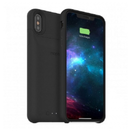 Mophie Juice Pack Access iPhone Xs Max zwart