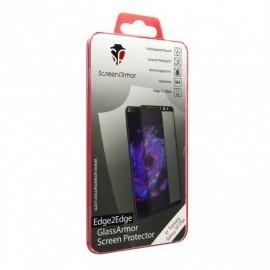 ScreenArmor Edge2Edge glas screenprotector Galaxy S8 Plus zwart