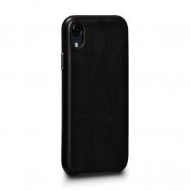 Sena Deen Leatherskin Snap On Case iPhone XR zwart