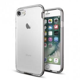 Spigen Neo Hybrid Crystal iPhone 7 / 8 / SE 2020 gun metal