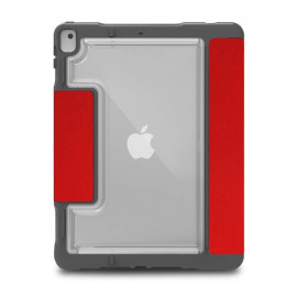 STM Dux Plus Duo case iPad 10.2 2019 / 2020 rood