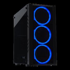 Fourze T155 Micro ATX LED PC Case