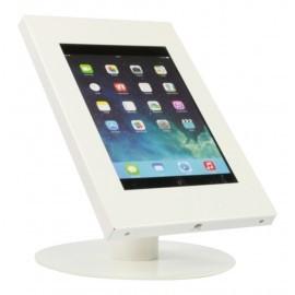 Tablet tafelstandaard Silver iPad en Galaxy Tab wit