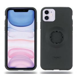 Tigra MountCase 2 iPhone 11 zwart