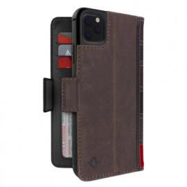 Twelve South BookBook iPhone 12 / iPhone 12 Pro bruin
