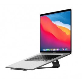 Twelve South ParcSlope II standaard MacBook & iPad zwart