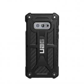 UAG Hard Case Galaxy S10E Monarch carbon zwart