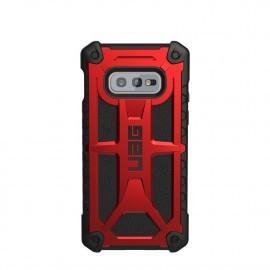 UAG Hard Case Galaxy S10E Monarch Crimson rood