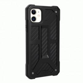 UAG Hardcase Monarch iPhone 11 carbon zwart