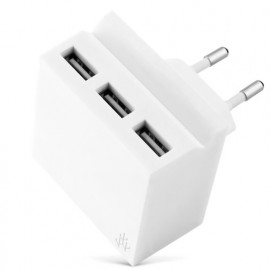 usbepower HIDE Mini 3-in-1 wall-charger wit