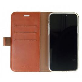 Valenta Booklet Classic Luxe iPhone 11 bruin