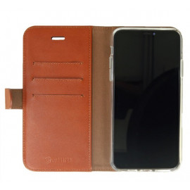 Valenta Booklet Classic Luxe iPhone 11 Pro Max bruin