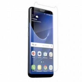 Zagg InvisibleShield Screenprotector Galaxy S8 Tempered Glass clear